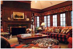 Английский стиль в квартире