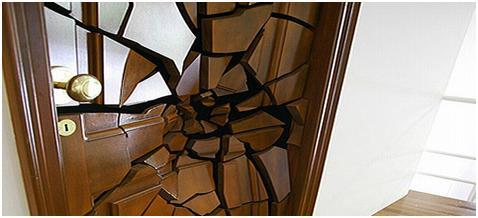 Идеи дизайна современных дверей
