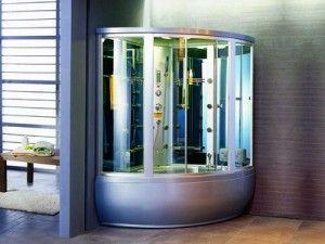 Гидромассажные душевые кабины