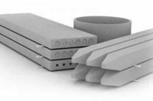 Направления использования железобетонных изделий