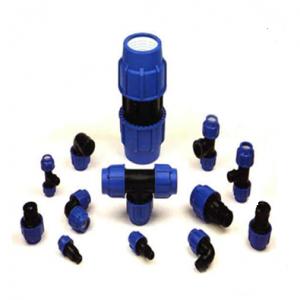 Ассортимент фитингов для соединения труб