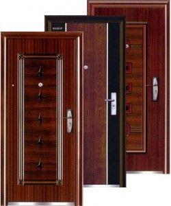 Входные и металлические двери