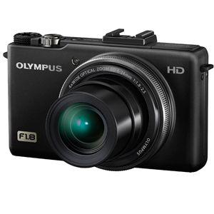 Возможности фотоаппарата Olympus XZ-1
