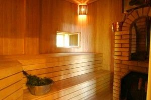 Внутренняя планировка бани и варианты ароматизации воздуха