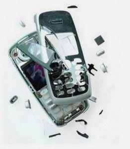 Этапы ремонта телефона