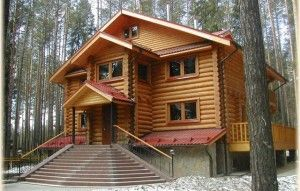 Преимущества жизни в деревянном доме