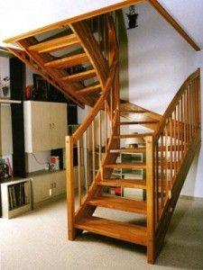 Лестница с запахом леса