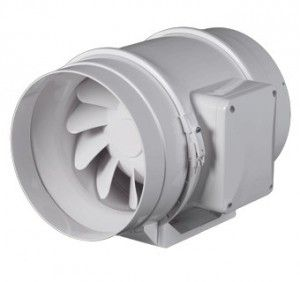 Сравнение видов изменения вращения канального вентиялтора
