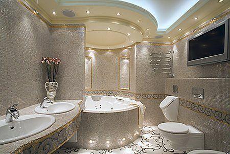Планируем дизайн для ванной комнаты