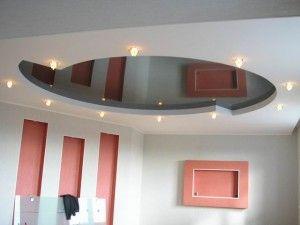 Как установить натяжной потолок