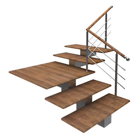 Заказать лестницу для дома