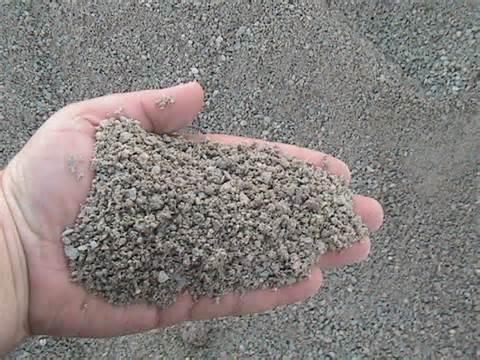 Отсев бетон полимерлі бетон