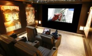 кинотеатр для дома