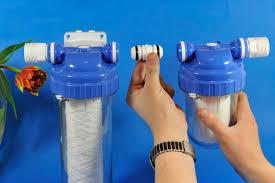 Проточный водяной фильтр